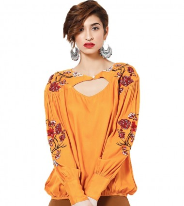 Party Bell Sleeve