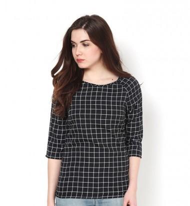 Checkered Sleeve