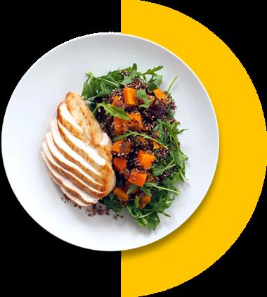 CalorieSmart Dish