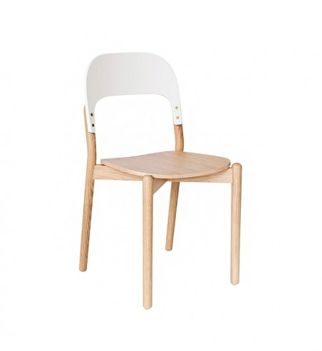 Wooden Seat Chair